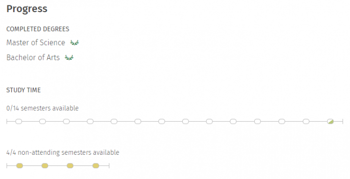 Screenshot of the user interface of Sisu.