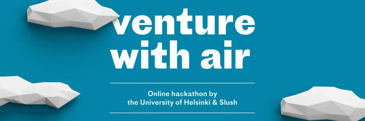 Venture with air hackaton